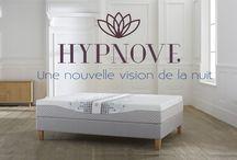 HYPNOVE Une nouvelle vision de la nuit / Matelas aux technologies intelligentes pour un sommeil plus profond plus longtemps