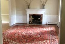 Decorating with a red rug