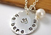 Spiritual Jewelry / Spiritual Jewelry / Meditation Jewelry / Yoga Jewelry / Zen Jewelry
