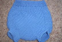 Soakers and Longies / A selection of knitting patterns for soakers and longies.