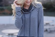 Cozy & Cute / Cozy tops, cozy sweaters, thermals, hoodies & casual outfits