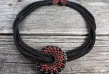 herringbone bead
