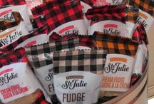 Gourmet Fudge / Pay homage to Quebec with our selection of Ste. Julie creamy fudge!