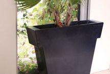Jolis pots de jardin