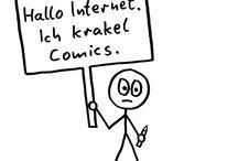 Is lieb? / Krakelige Comics übers Leben, die Liebe & den ganzen behämmerten Rest. :)