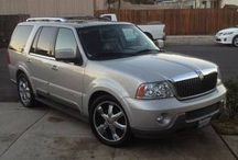 Used 2003 Lincoln Navigator for Sale ($7,500) at Moorpark, CA / Make:  Lincoln, Model:  Navigator, Year:  2003, Exterior Color: Silver, Interior Color: Black, Vehicle Condition: Good, Mileage:135,000 mi,  Engine: 4 Cylinder, Transmission: Automatic, Fuel: Gasoline, Drivetrain: 2 wheel drive.   Contact; 805-657-9879   Car ID (56742)