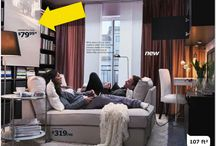 Office/living room ideas / by Christina Matthews