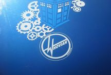 Cardis / Doctor Who car