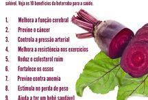 Saúde  legumes