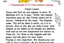 Fall Bible Lessons