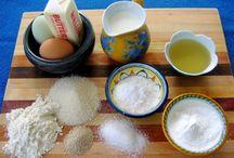 baking / ideas