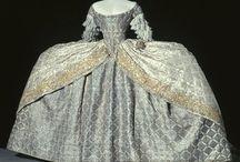 1750s Fashions