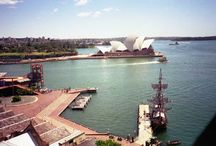 Australia / Città , isole , la grande barriera  corallina e tutto quanto concerne il paese dei Canguri