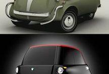 BMW & Isettas
