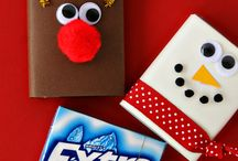 Christmas Stocking Stuffers / by Misty Haver