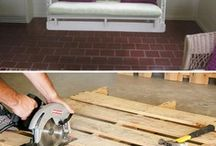 pallet projects / by Sarah Bell