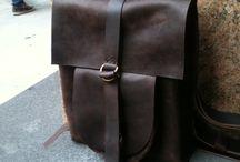 Back pack design