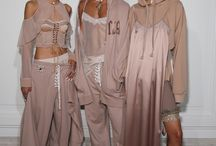 fashion~ blush tones