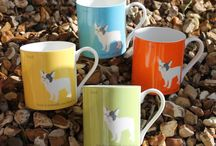 Equestrian & Dog themed Homewares & Ceramics / Choose from our gorgeous range of home interiors & Kitchenwares, all inspired by a love of Dogs & Horses!