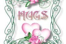 Hugs sending virtual