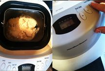 Bread maker recipes / by LaSheena Grant