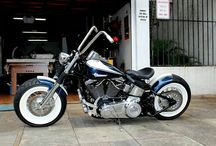 Motorcycle's