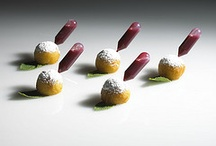 Pipette Canapes / Pipette Skewers by Eatertainment
