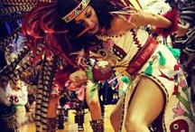 Latin American dancing