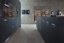 Ideas en muebles de cocina de diseño Arclinea Santiago-Modipu / Distribución de muebles de cocina italiana de diseño de alta gama Arclinea para Galicia. Modipu.