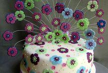 dekori tortēm