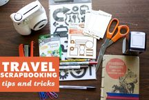Supplies - Travel Scrapbooking