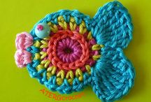 knit and crochet goodies / by Jane Carney