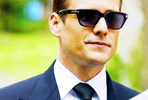 Harvey Specter <3 / Lovestruck Best closure in NYC Name Partner at Pearson Specter Litt
