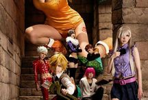 The Seven Deadly Sins / Nanatsu no Taizai and Cosplay / Cheap Nanatsu no Taizai cosplay costumes, wigs, shoes, props and separate jacket, skirt, pants and others for all cosplayers. Custom tailor cosplay available upon your request without extra fee. Feel free to contact Trustedeal at: support@trustedeals.com, or buy costumes here-->>http://www.trustedeal.com/wholesale-the-seven-deadly-sins-cosplay.html