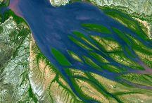 Satellitenbilder Sammlung / by landkartenindex (en: mapsindex)