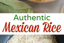recipes - mexican food