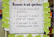DC J/S 14-16 Asking ?? - QAR / Activities for asking questions and QAR strategies  / by Julie Kozisek