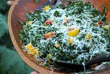 Salads / by Libby McCann