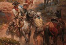 Andy Thomas western art