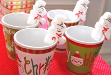 Hot chocolate party / by Carri Burns