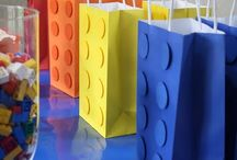 Lego birthday ideas / by Lindsay Vardalos