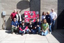 Bone Marrow Drives held for Roy / Be the Hero~ For a Hero  a non profit was formed in 2010 to find a donor match for Roy.