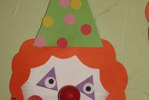 Clown /Cirque