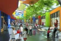 outdoor school spaces
