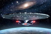 Because I'm a Nerd - Star Trek / Space - the final frontier.  These are the voyages of the starship Enterprise.  It's mission: to explore strange new worlds, to seek out new life and new civilizations, to boldly go where no one has gone before!