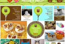 Party Ideas / I love looking at all the creative party ideas  / by Olivia S.