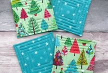christmas quilting projects