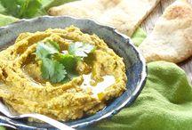 Hummus og dips