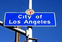 Los Angeles / by Franck Haegelin