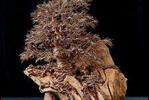 ståltrådtræ